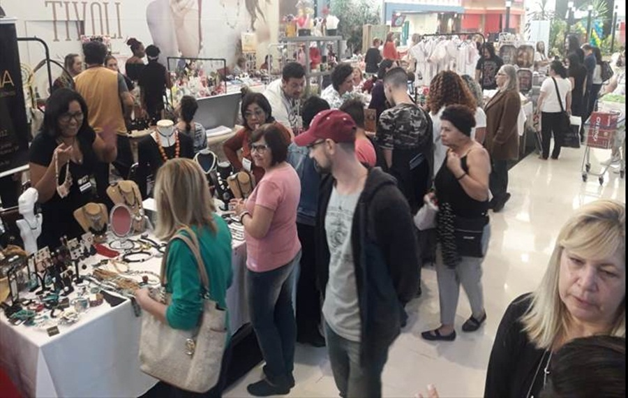 Tivoli Shopping, Arte Mix, artesanato