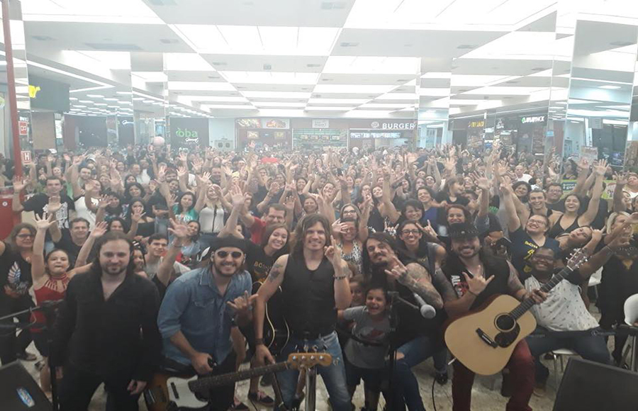 Pátio Limeira Shopping, Happy Week, covers